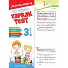 Element Tüm Dersler Yaprak Test 3.Sınıf